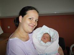 Tereza Holerová (3,01kg) se narodila 11. května ve 12.42 v klatovské porodnici. Na světě svoji prvorozenou holčičku přivítali rodiče Markéta a Miroslav z Dobřan.