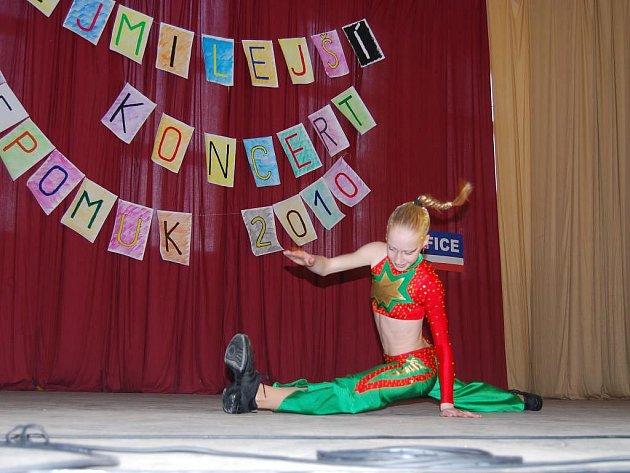 V Nepomuku se konal Nejmilejší koncert, přehlídka dětských domovů