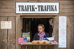 Slavnosti svobody v Plzni nabízejí prohlídku historických kempů