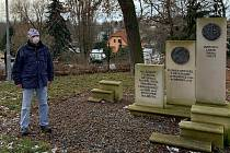 Zakladatel Spolku Gryspek Tomáš Soukup.