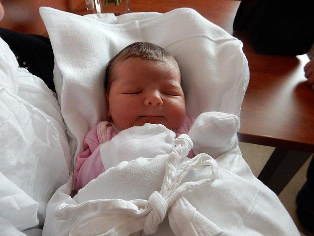 Terezka (3,84 kg, 50 cm) se narodila 30. září v 1:12 ve Fakultní nemocnici v Plzni. Z narození své první holčičky se radují maminka Renata Hanzlíková a tatínek Lukáš Hájek z Přeštic