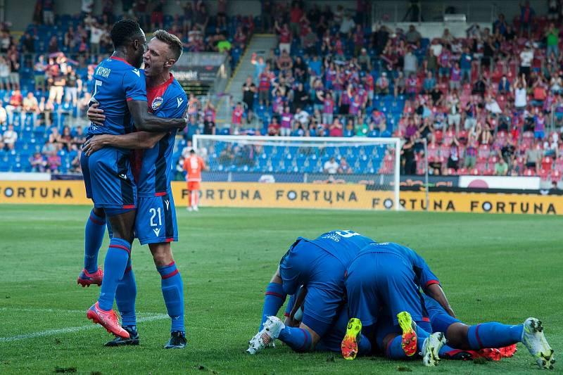 FC Viktoria Plzeň – Dynamo Brest 2:1.