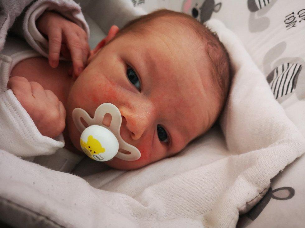 Martin Soukup z Plzně se narodil 5. ledna 2021 ve 4:53 hodin rodičům Radce a Martinovi. Po příchodu na svět ve FN Lochotín vážil jejich syn 3590 gramů a měřil 51 centimetrů.