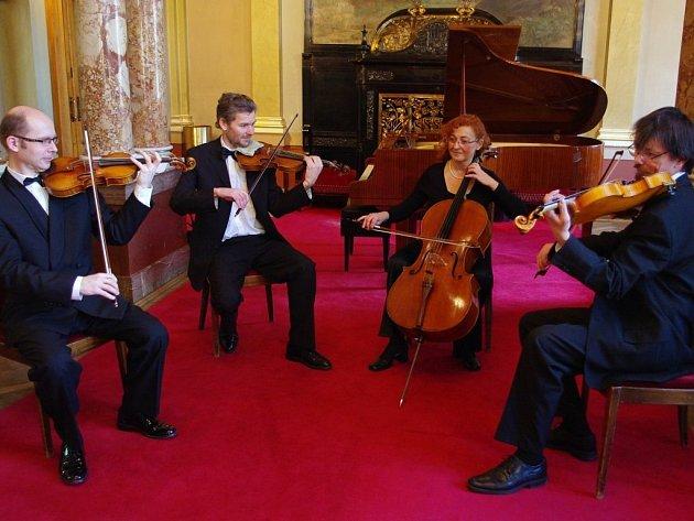Sojkovo kvarteto zítra vystoupí v Galerii města Plzně