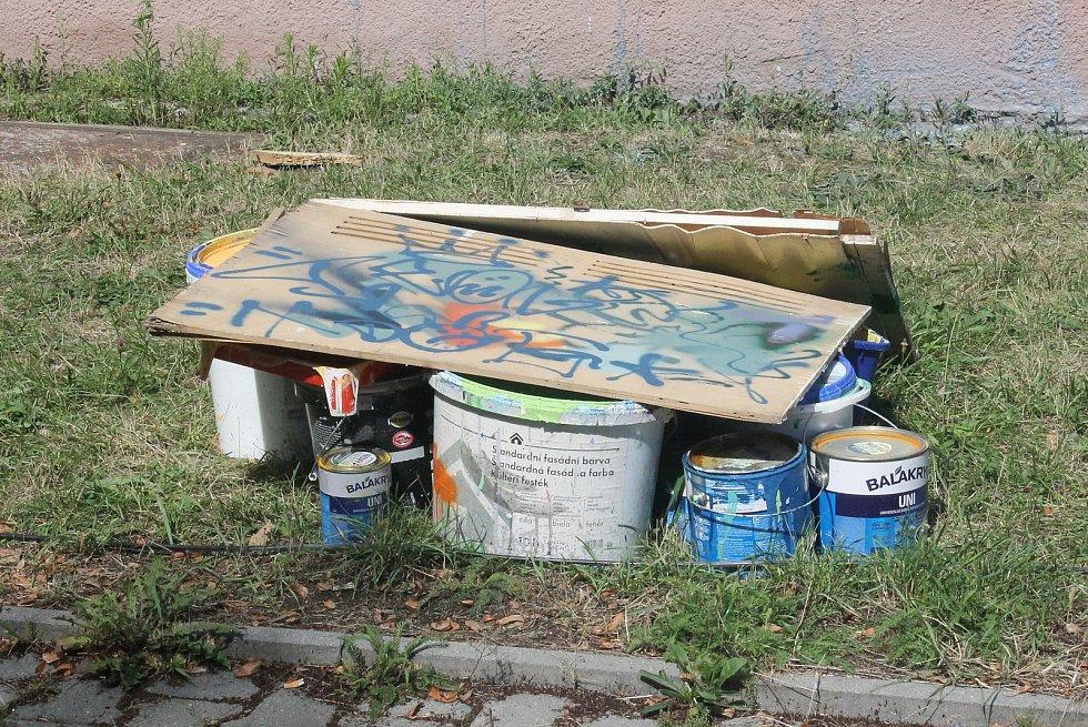 Wallz Street Art Festival 2020 v Plzni