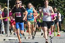 Závodů Run Tour se i v Plzni tradičně zúčastňují stovky běžců.