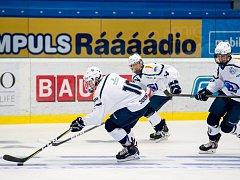 Dorostenci HC Škoda Plzeň ještě letos nepoznali hořkost porážky. Tabulku vedou o čtyři body.