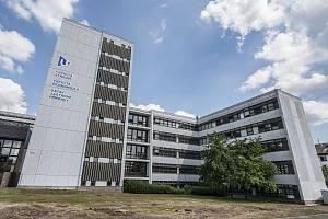 Budovy ZČU v Plzni na Borech