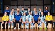 Futsalový tým žen SK Interobal Plzeň je účastníkem finálového turnaje mistrovství ČR.