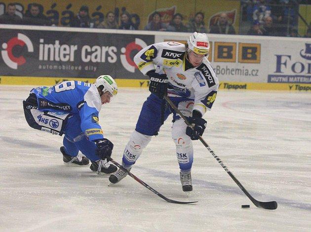 Na domácím ledě Plzeňští udolali Kometu Brno 4:3.