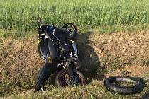 Dopravní nehoda v Kotousově.