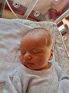 Lukáš Karel se narodil 1. března v19:05 mamince Tereze a tatínkovi Miroslavovi zPlzně. Po příchodu na svět vplzeňské FN vážil jejich prvorozený synek 3250 gramů a měřil 52 centimetrů.