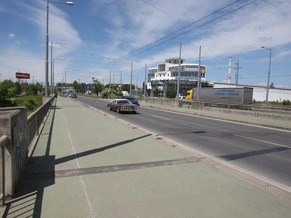 Most na Rokycanské