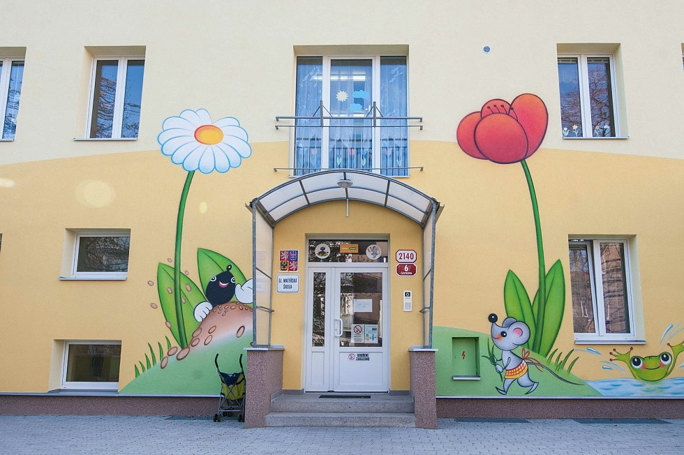Otevření mateřských škol v Plzni.