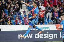 Viktorián Beauguel sestřelil dvěma góly Zlín, kde hrával