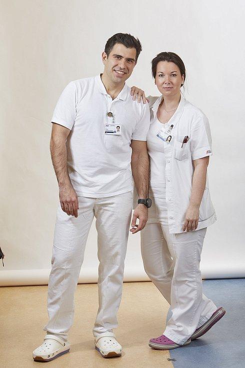 Tým gynekologicko-porodnické kliniky