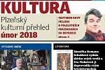 Kulturní přehled na únor