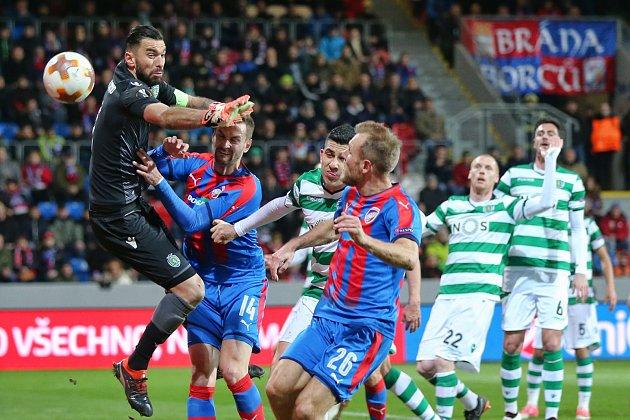 Výhra 2:1 nad Sportingem Lisabon na postup nestačila.