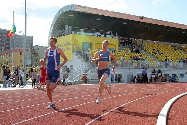 Atletický stadion vPlzni