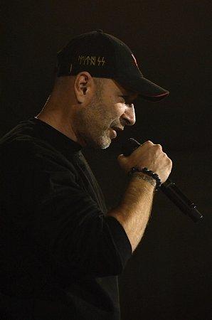 Daniel Landa na svém posledním turné.