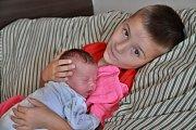 Eliška Čejková se narodila 26. července ve 12:03 mamince Jaroslavě a tatínkovi Ondřejovi z Plzně. Po příchodu na svět v plzeňské FN vážila sestřička pětiletého Pavlíka 3420 g a měřila 51 centimetrů