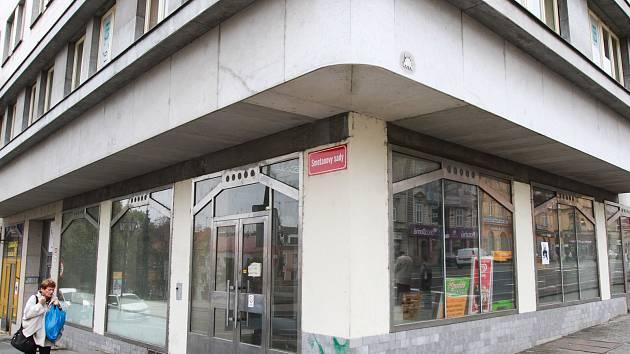 Bufet Adrie v Plzni