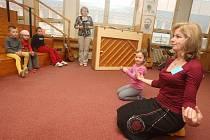 Děti z mateřských školek nanečisto navštěvují 15. ZŠ, kde se jim prezentuje školní prostředí