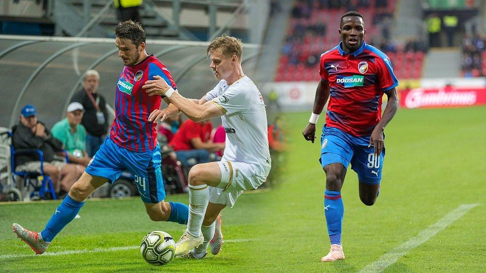 Smlouva v Plzni skončila i Ubongu Ekpaiovi, údajně o něho má zájem pražská Slavia.