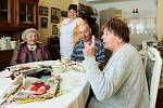 Dobová vzpomínková místnost v Domově pro seniory Sedmikráska