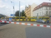 Policie uzavřela Prešovskou ulici