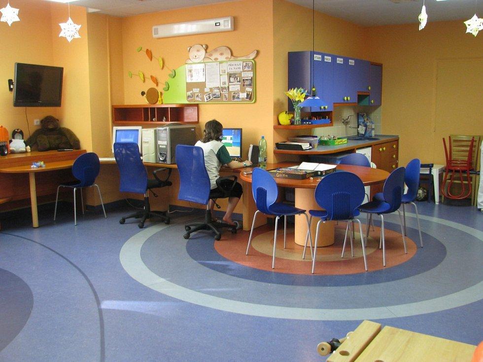 Dětská klinika FN Plzeň
