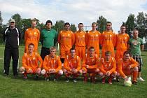Fotbalisté Sokola Střížovice měli v loňské sezoně blízko k historickému postupu do I. B třídy