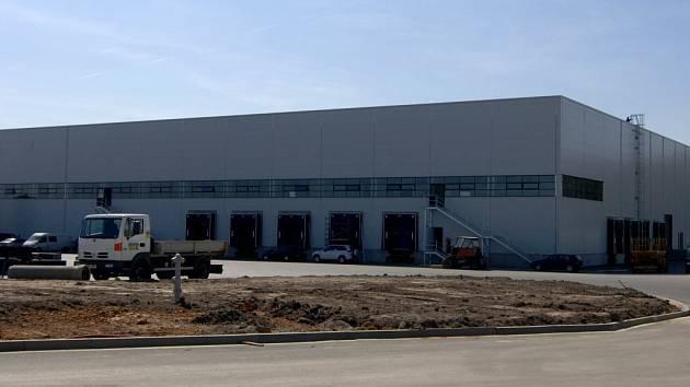 Výstavba nových hal na Borských polích