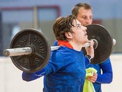 Zahájení přípravy plzeňských hokejistů