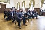 Setkání se starosty v Plzni.