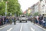 Slavnosti svobody v Plzni - Convoy of liberty 2019