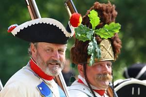 Císař na Kozlu - slavnost na zámku Kozel nedaleko Plzně