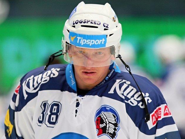 Do plzeňské ofenzivy se vrací zkušený útočník Marcel Hossa (na snímku), který kvůli nemoci vynechal minulé čtyři zápasy.
