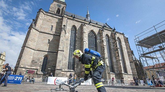 Nejtvrdší hasiči soutěžili