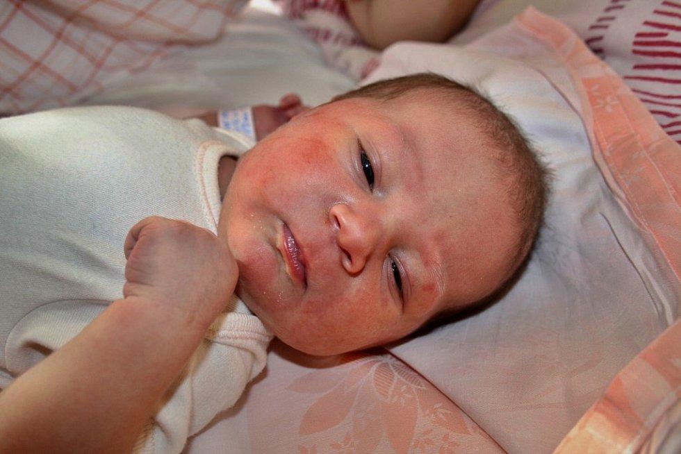 Sylvie Vejskalová z Lipnice se v rokycanské porodnici narodila 4. dubna v 10:16. Maminka Gabriela a tatínek Zdeněk se nechali pohlavím svého prvního dítěte překvapit. Malá Sylvinka vážila 3540 gramů a měřila 52 cm