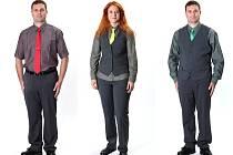 Řidiči a řidičky dostanou šedé obleky a sukně s košilemi. K nim budou nosit barevné kravaty či šátky.