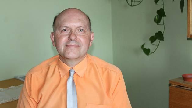 Roman Sviták pracuje jako lékař a záchranář.