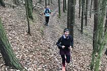 Letošní Krkavec Trail museli běžci absolvovat individuálně.
