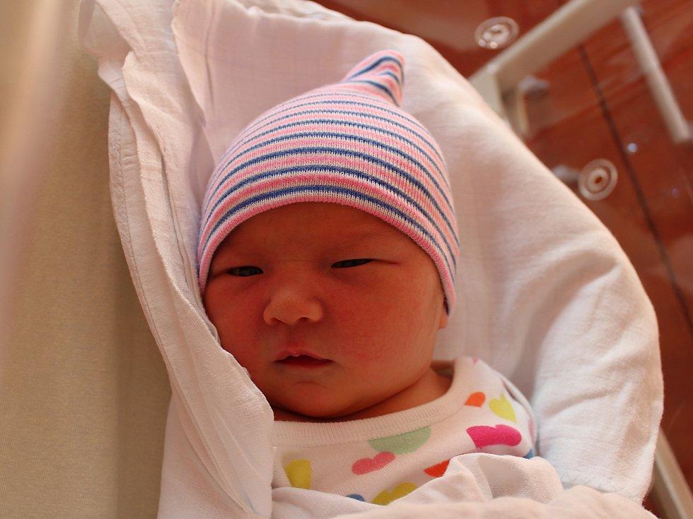 Lenka Fránová se narodila 5. listopadu ve 12:47 mamince Petře a tatínkovi Petrovi z Hubenova. Po příchodu na svět ve Fakultní nemocnici v Plzni vážila sestřička tříleté Andulky 3750 gramů a měřila 52 centimetrů.