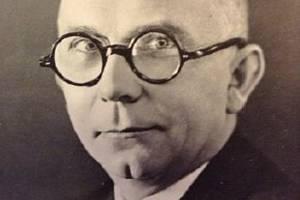 Rodák z Hlinců Jaroslav Brouk.