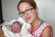 Eliška Mrzenová  (3,09 kg) se narodila  8. září v porodnici v Příbrami. Svoji prvorozenou holčičku přivítali na světě maminka Tereza a tatínek Pavel z Plzně