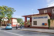 Vjezd do nemocnice na Borech se 12. září zavírá