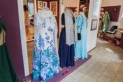 Výstava oděvů v Přešticích