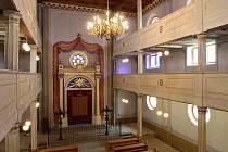 Stará synagoga se po otevření nové plzeňské  Velké synagogy příliš neužívala. Zůstala tak  uchráněna novějších stavebních zásahů. Dnes získává zpět podobu ze druhé poloviny 19. stol