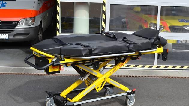 Tak vypadá lůžko pro monstrózní pacienty